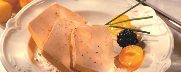 best foie gras lafitte. Black Bedroom Furniture Sets. Home Design Ideas